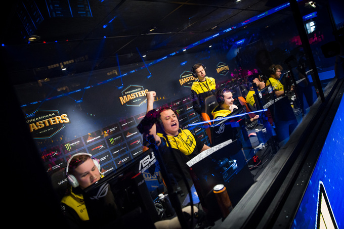 Na`Vi withdraw from  3.5 million Esports Championship Series  8c2c7a3dd