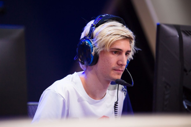 Former Overwatch League player xQc has been permanently
