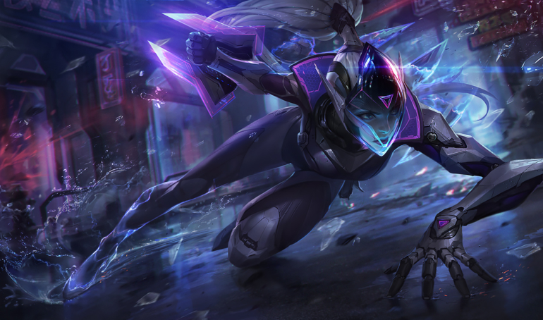 Vayne_PROJECTSkin