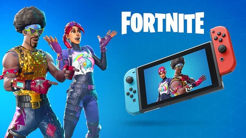 New Fortnite 8.10 Patch Forces Xbox One & PS4 Crossplay; Improves Switch Performance