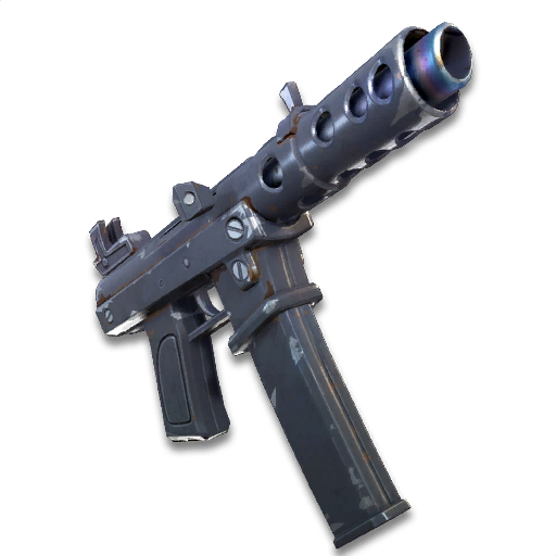 A History Of Fortnite Weapons That Have Been Retired To The Vault