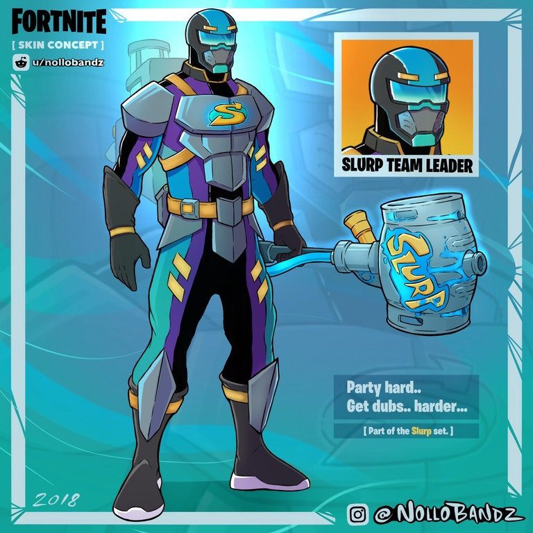 The Best Fan-Made Concept Skins for Fortnite