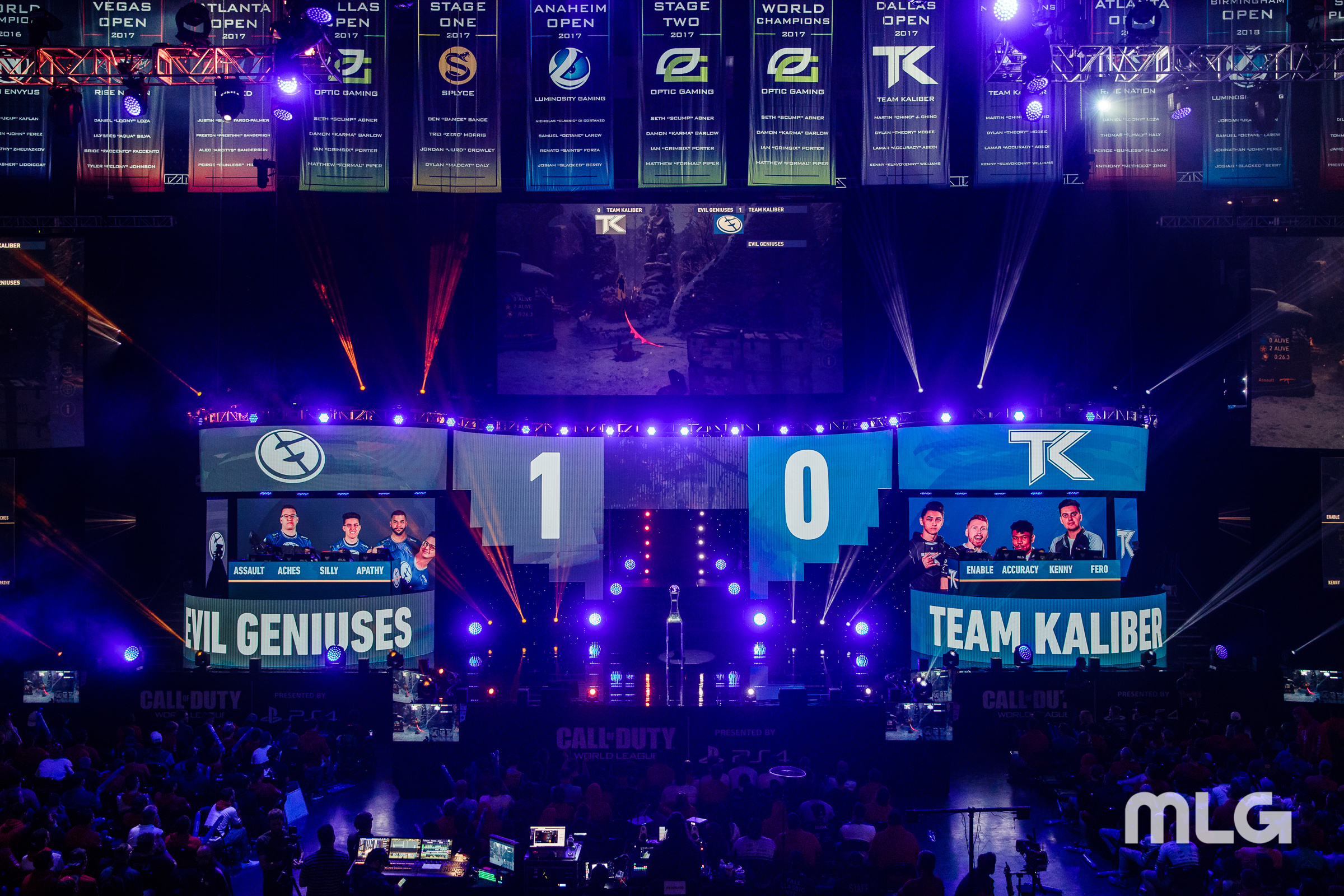 Competitive Call Of Duty Switches To 5 Vs 5 Format For The 2019 Cwl