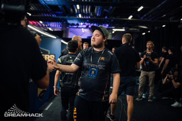 Photo via DreamHack