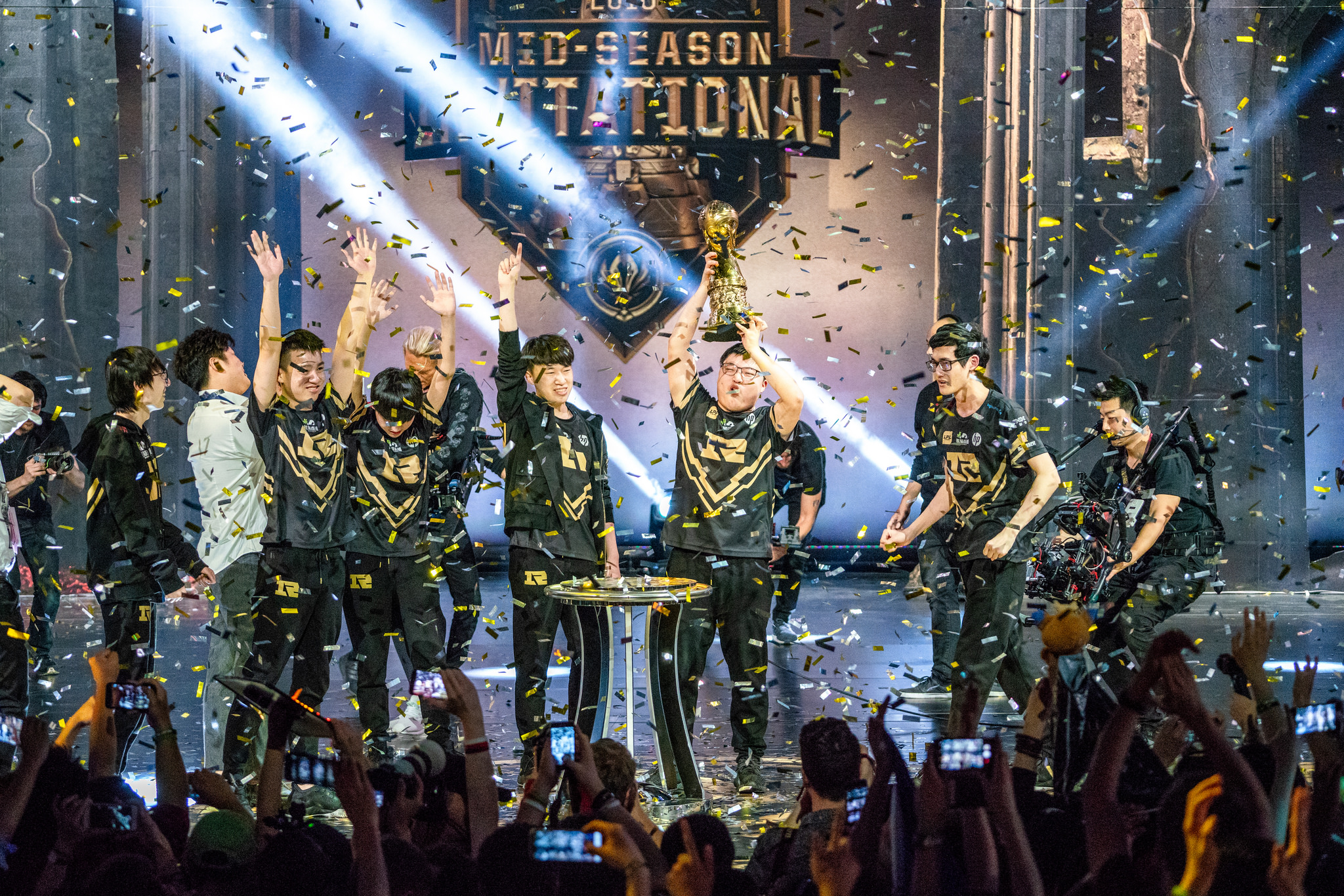 If Rng Win Worlds And Complete The Royal Slam It Will Be The Greatest Season In League History