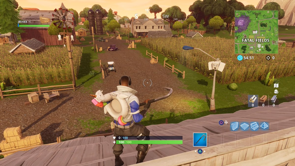 All Of The Map Changes Introduced At The Start Of Fortnite