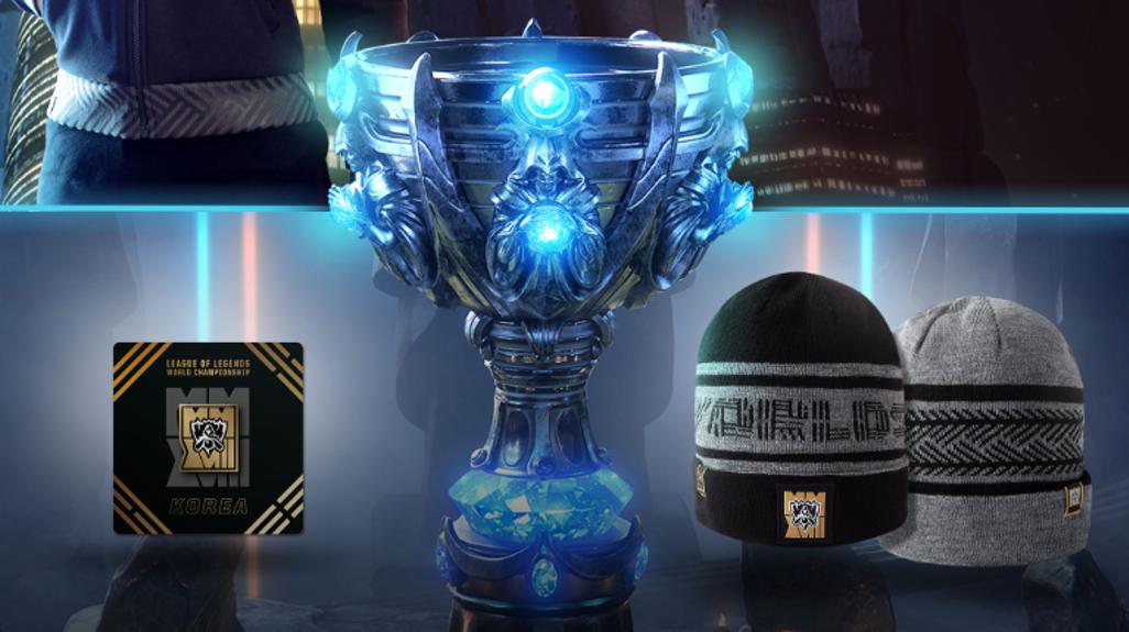 The 2018 League World Championship Merch Sale Is Now Live