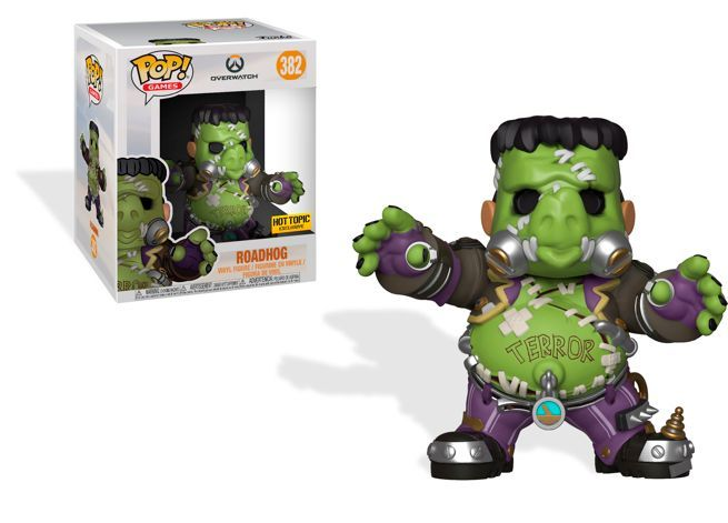Halloween Pop.Halloween Themed Overwatch Funko Pop Figures Are Out Now