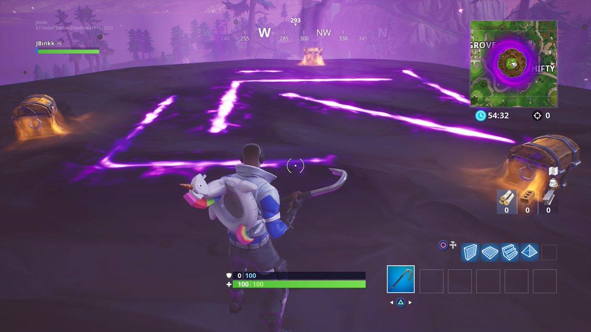 Fortnite: Corrupted Areas Location Guide (Season 6) | Dot Esports