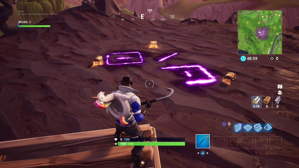 Fortnite: Corrupted Areas Location Guide (Season 6) | Dot Esports