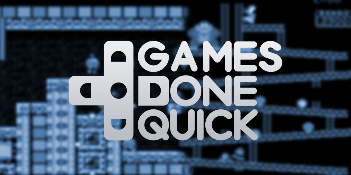 AGDQ 2019's schedule is jam-packed with fun and quirky