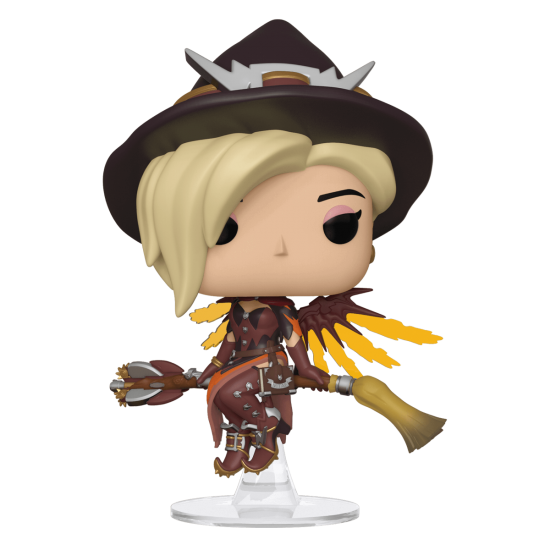 Witch Mercy Is The Best Funko Pop Ever Made Dot Esports