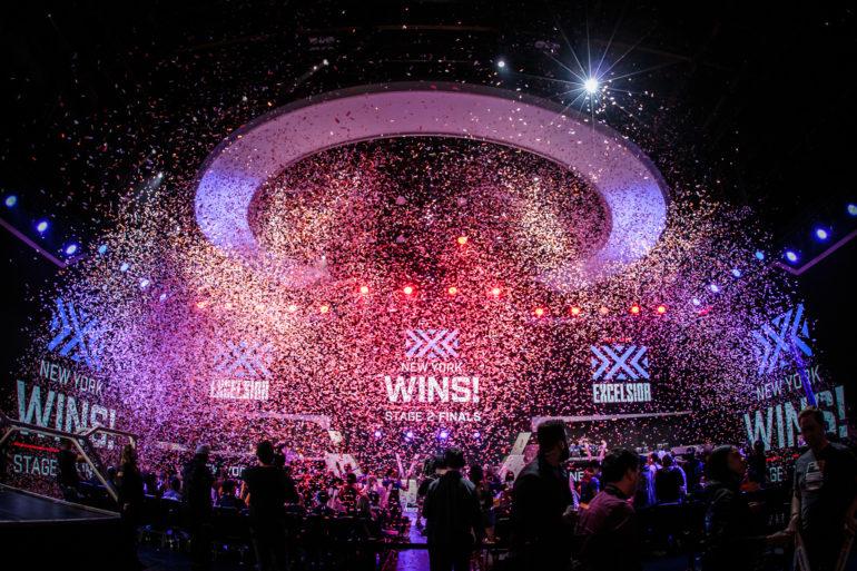 New York Excelsior Wins