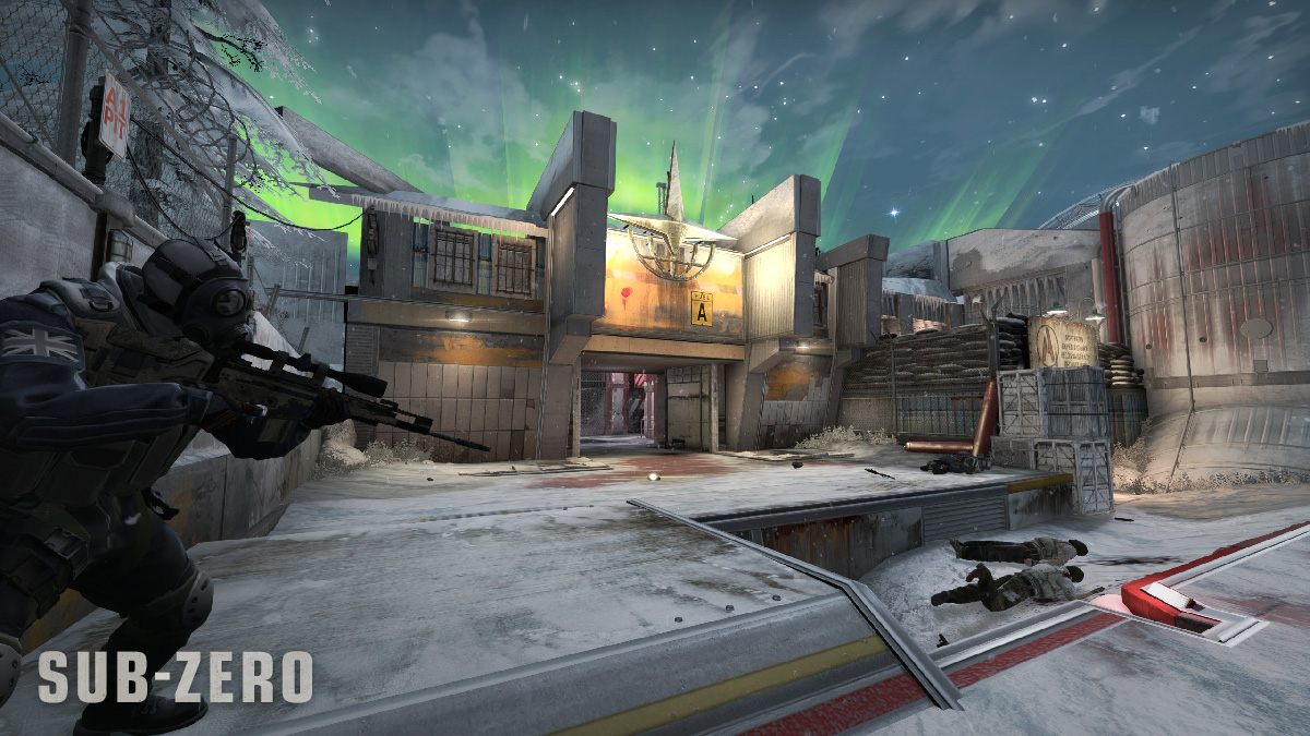The latest CS:GO update introduces new maps and economy changes