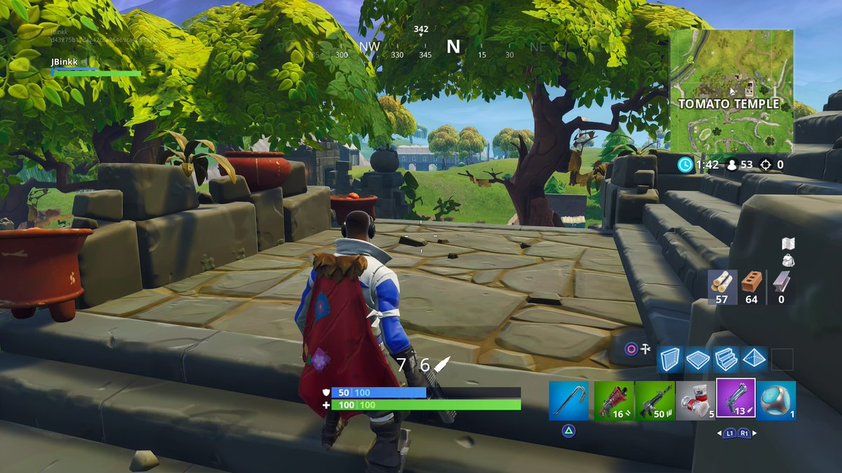 Fortnite Season 6 How To Complete Every Season 6: How To Complete The Timed Trials Challenge In Fortnite