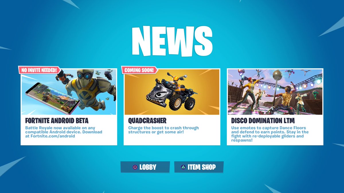 A New Vehicle Is Coming Soon To Fortnite Battle Royale And It S