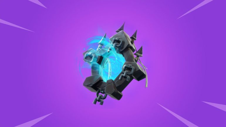 You Can Unlock A Skull Trooper Back Bling In Fortnite This Weekend
