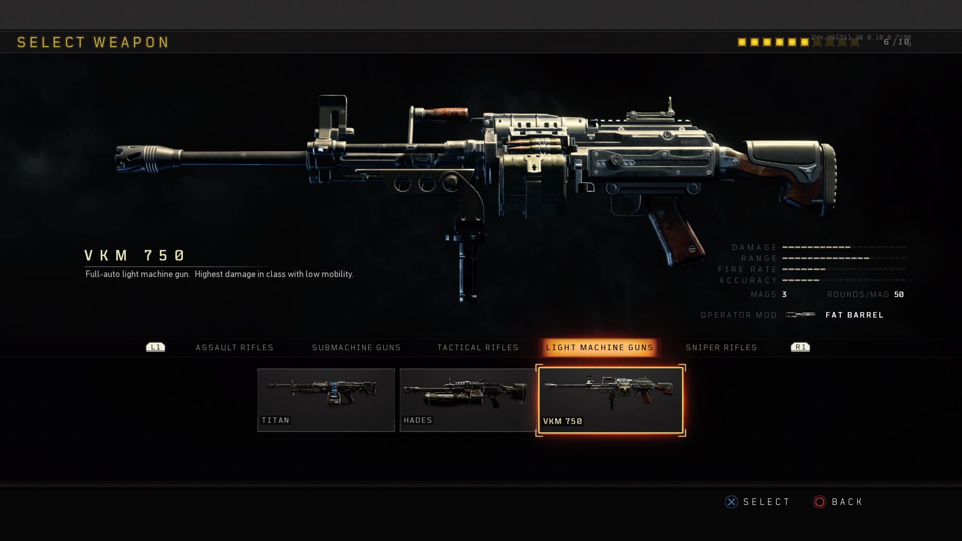Call of Duty: Black Ops 4 Complete Weapon List | Dot Esports