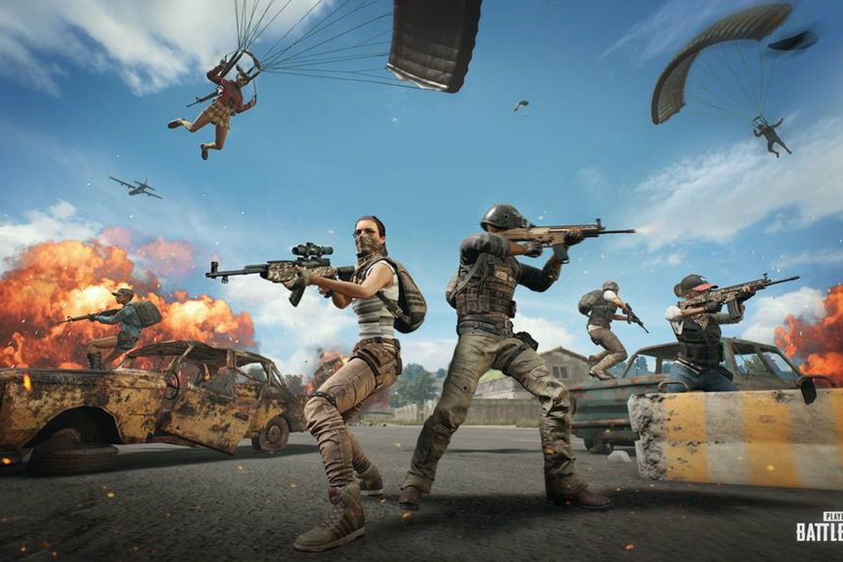 PUBG Lite is Designed to Run on Thailand's Internet Cafe PCs