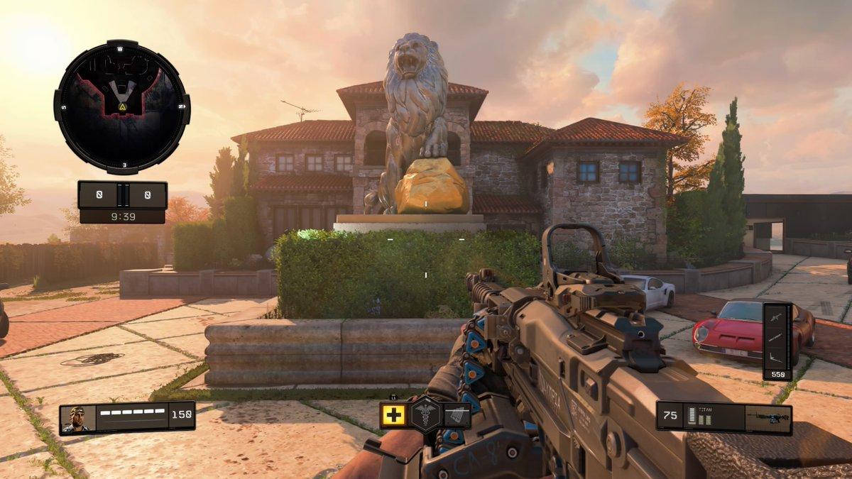 The best light machine guns in Call of Duty: Black Ops 4