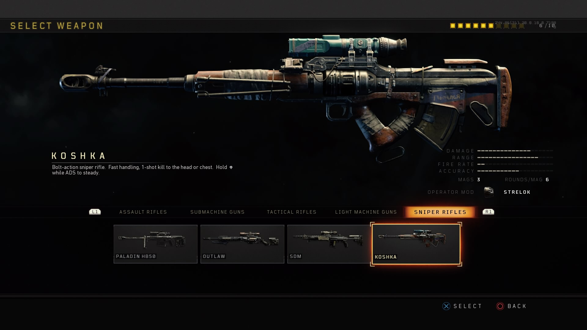 Best Sniper Rifles in Call of Duty: Black Ops 4 | Dot Esports