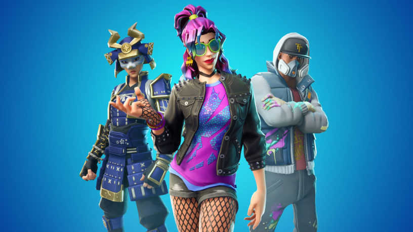 Fortnite S Season 8 Week 4 Challenges Will Put Players In Control