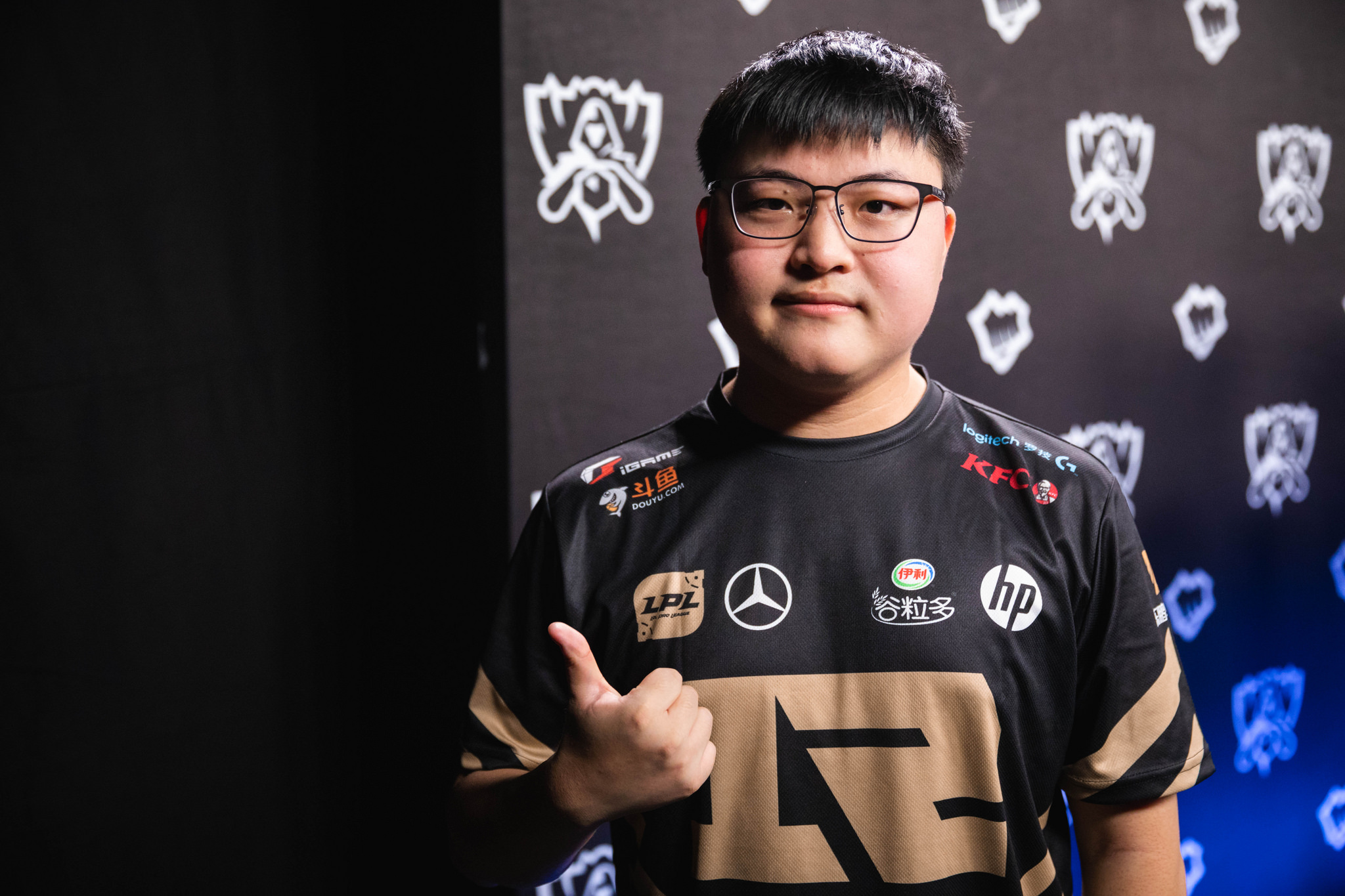 Dot China Uzi And Faker Esports Mlxg As Locked Lck Chosen Bang In All-stars For