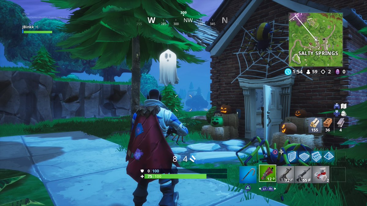 """How to complete the """"Destroy a Ghost Decoration in ..."""