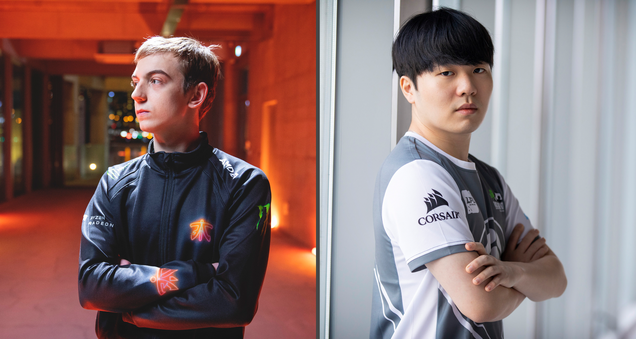 31171cf61 Fnatic and Invictus are racing to win the Worlds throne that Korea left  behind
