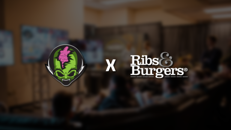 Tainted Minds x Ribs and Burgers