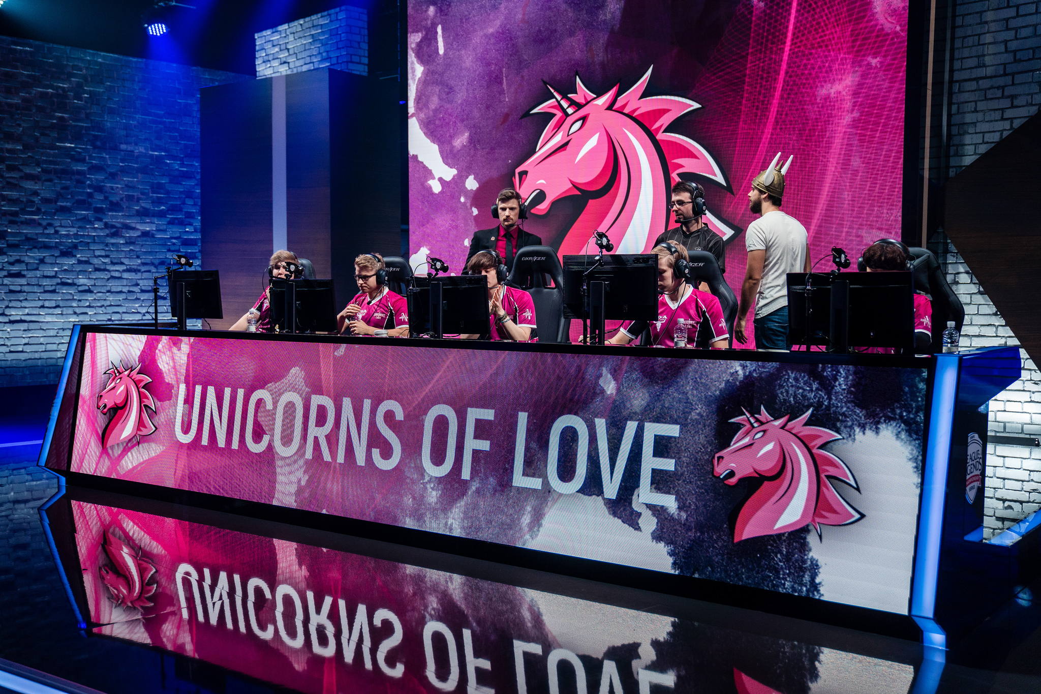Unicorns of Love confirms it won't be a part of the EU LCS ...