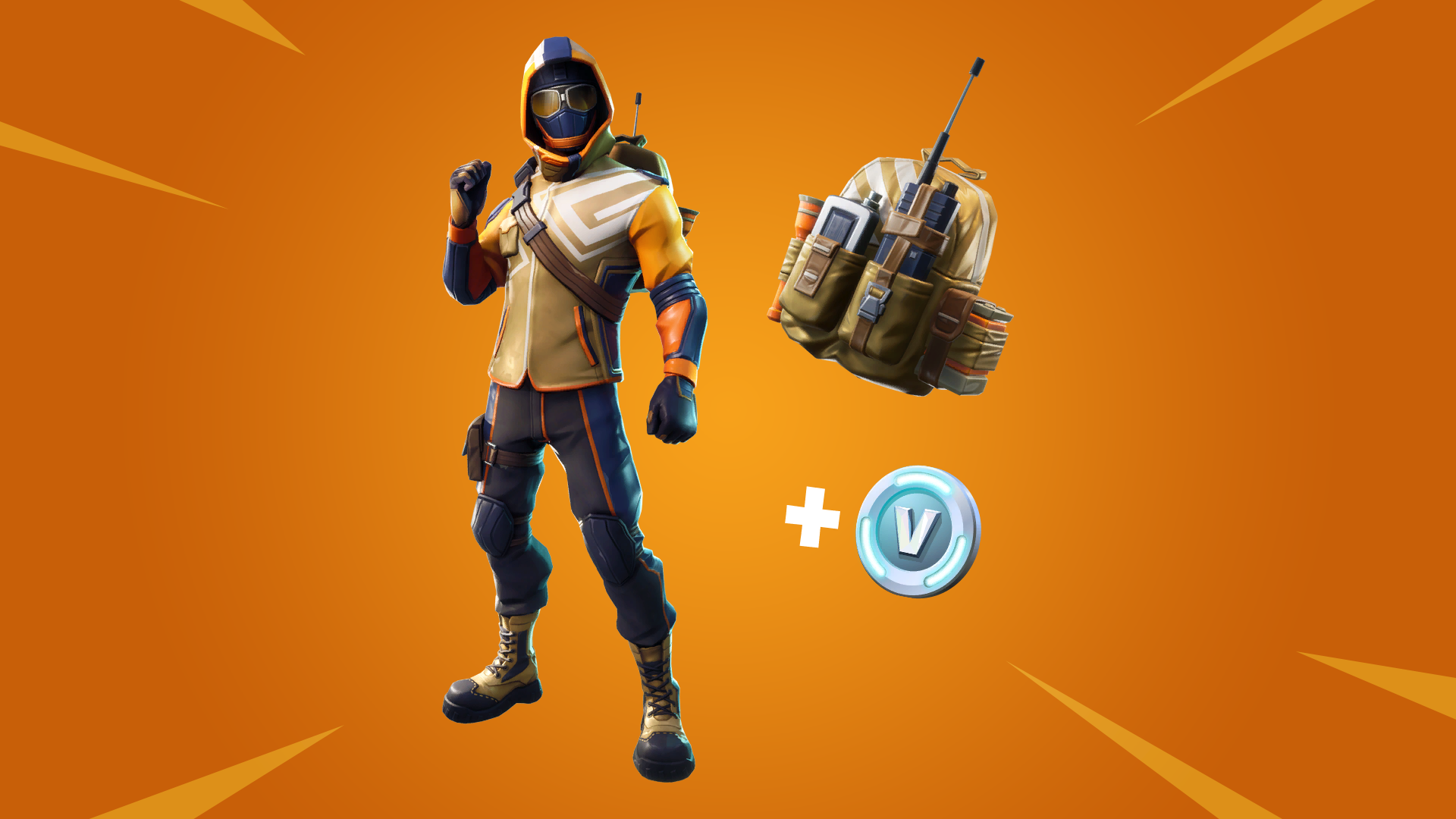 Summit Striker Starter Pack Is Now Available In Fortnite