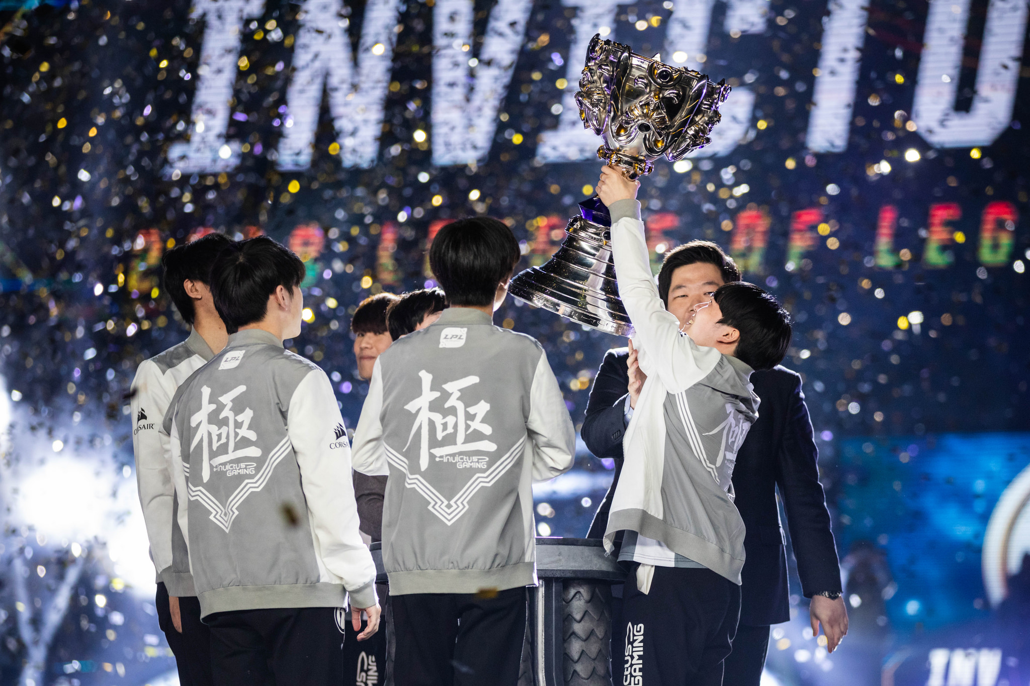 The 29 Most Powerful Photos From The 2018 League Of Legends