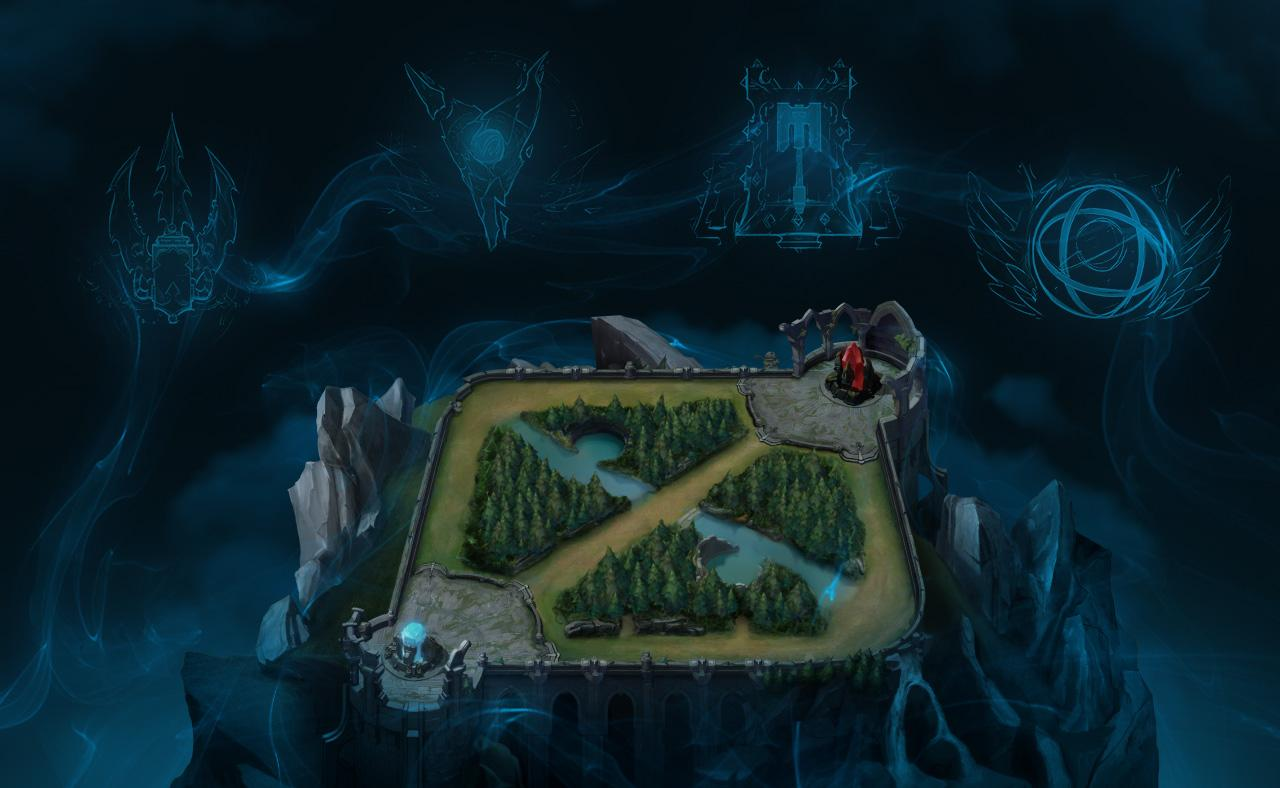 A Guide To Stat Shardsleagues New Runes Feature For The 2019