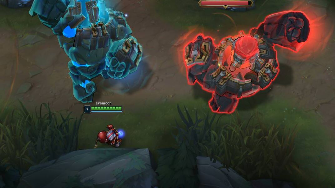 The changes coming in League's next round of Nexus Blitz are