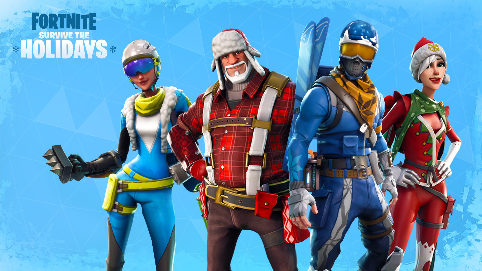 Fortnite New Leak Hints At Snow Themed Map For Season 7 Dot Esports