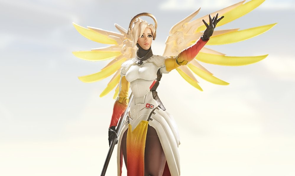 a mercy hasbro action figure will be available in spring 2019 dot