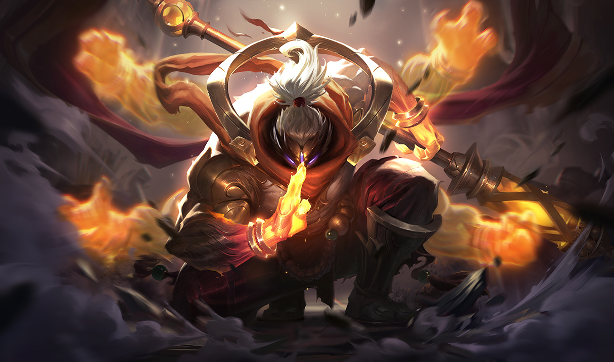 League Patch 824 Dishes Out Massive Nerfs To Akali Irelia Jax