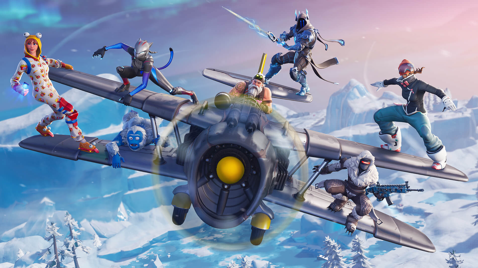 'Fortnite' Season 7 Adds New Areas, Creative Mode