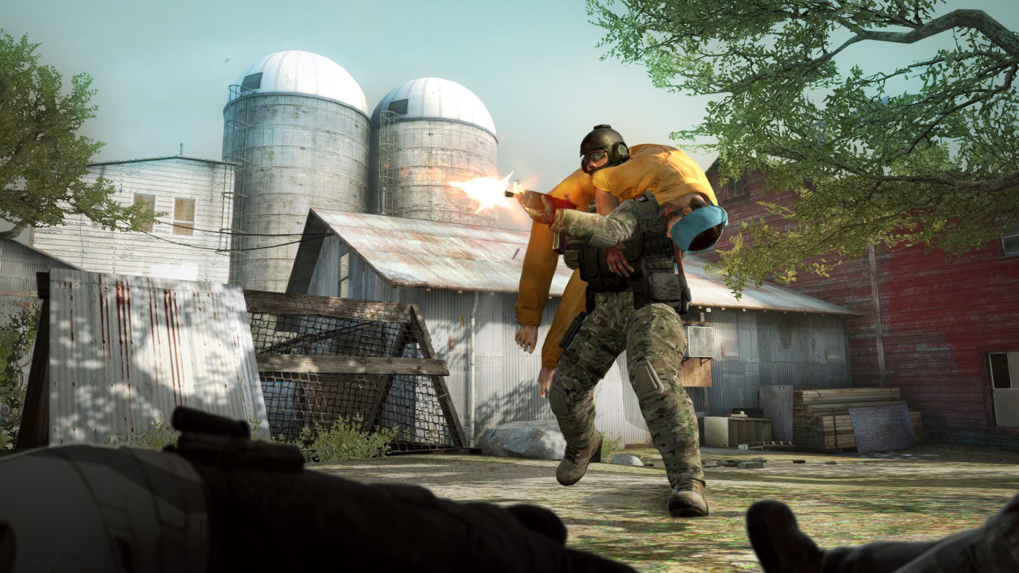 Battle Royale comes to Counter Strike: Global Offensive, now free-to-play