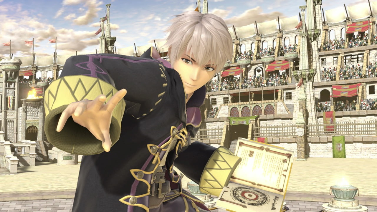 Here's the unlock order for fighters in Super Smash Bros