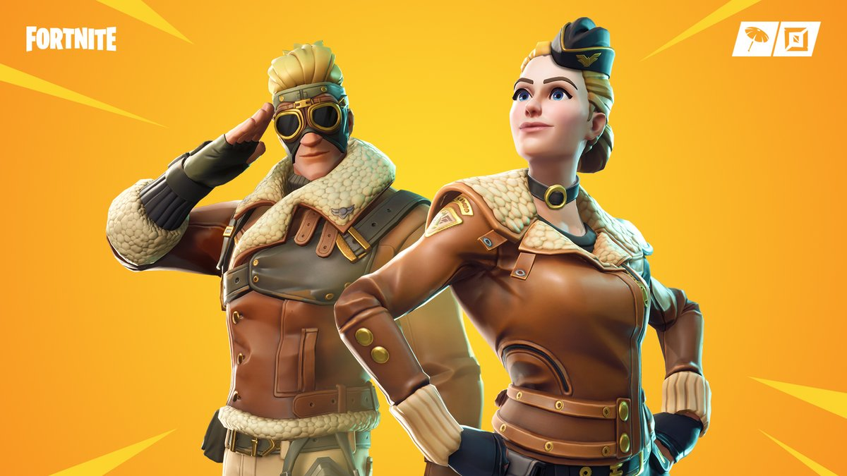 Planes and the Infinity Blade are making Fortnite almost
