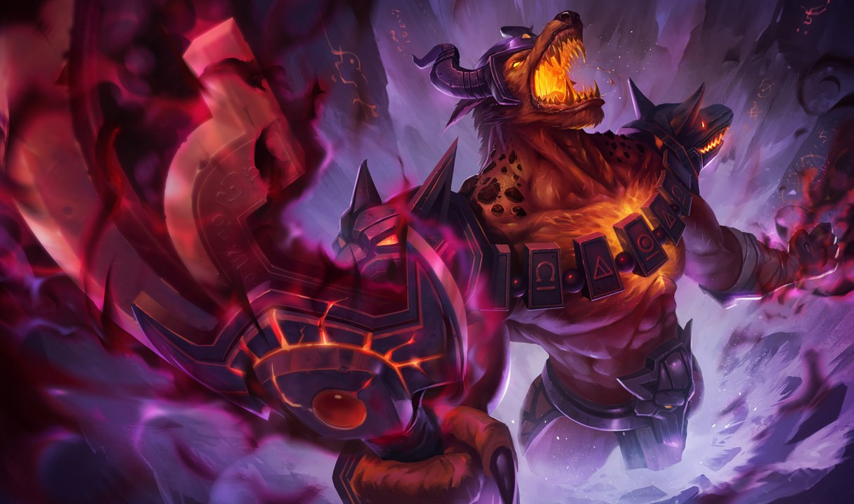 Riot Is Making A Change To Nasus That May Turn Him Into A Powerful