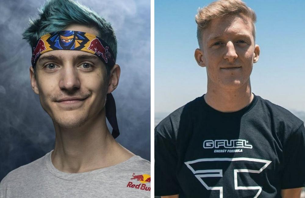 Tfue vs. Ninja: Comparing 2 of the biggest Fortnite ...
