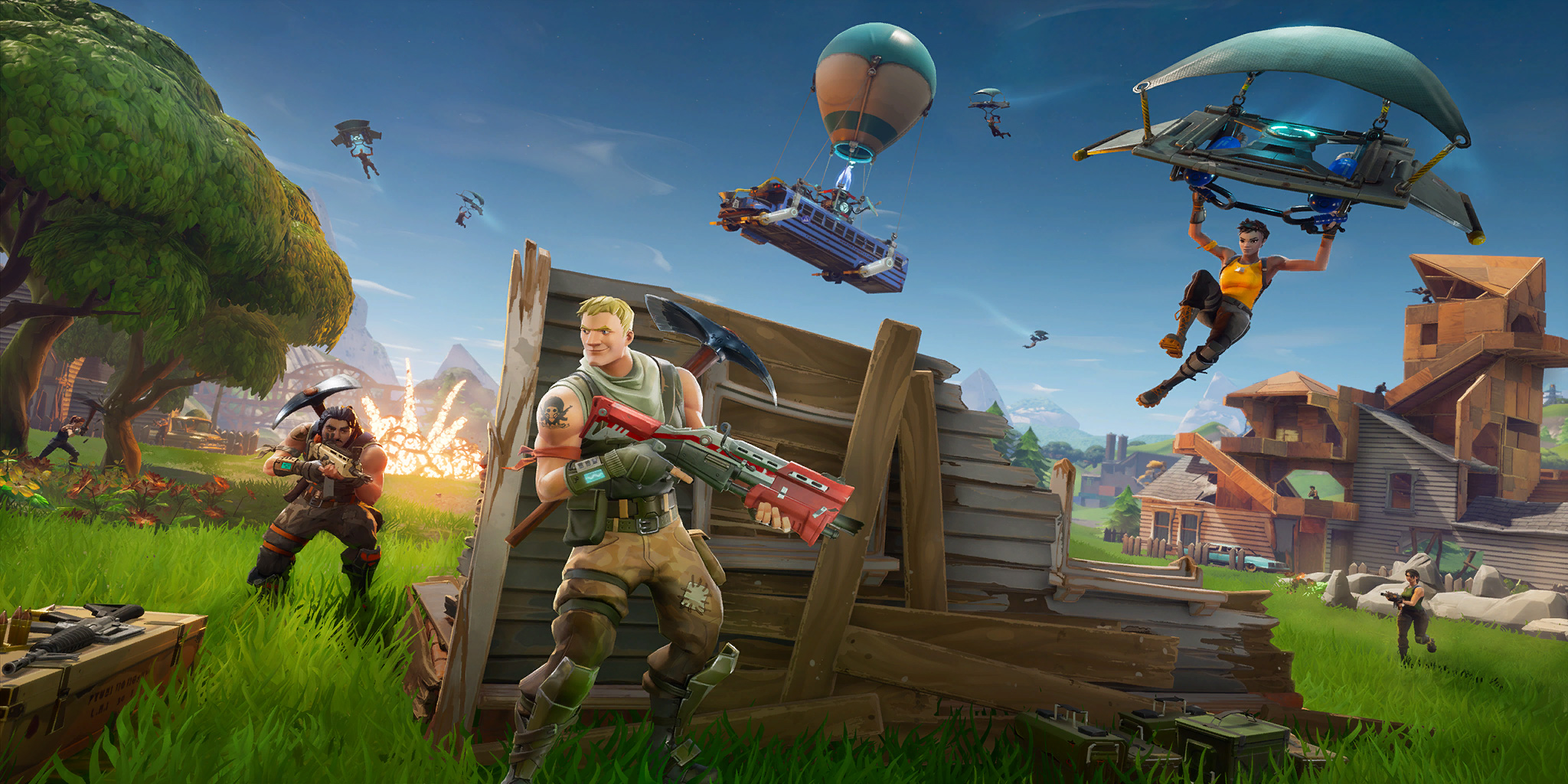 classic fortnite battle royale mode leaked will only allow season 1 and 2 weapons - new fortnite game mode classic