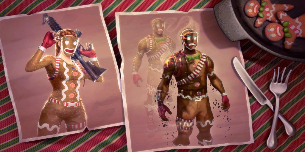 Fortnite Holiday Skins Are Getting Customizable Options