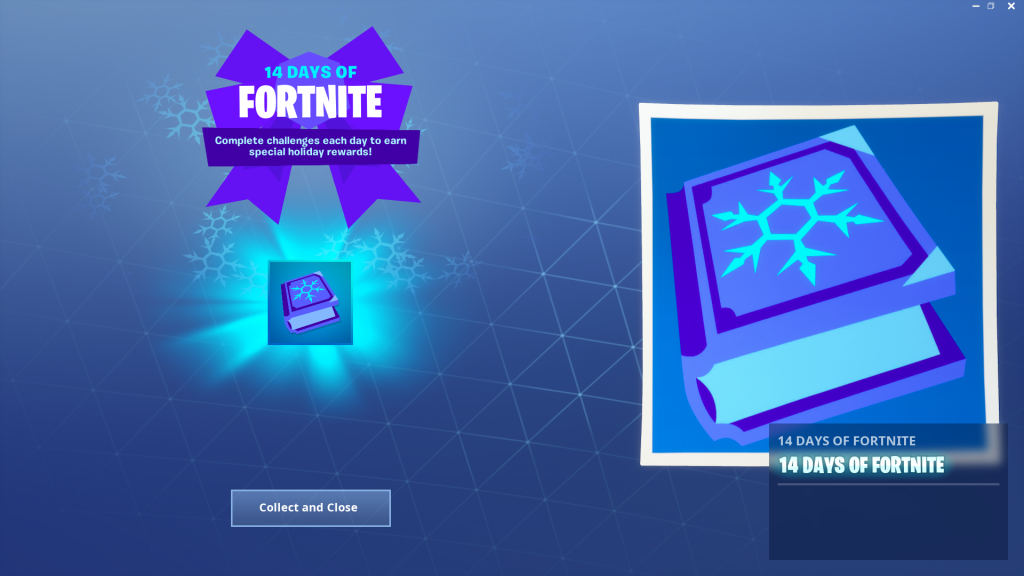 Here Are All The Challenges And Rewards For The 14 Days Of Fortnite
