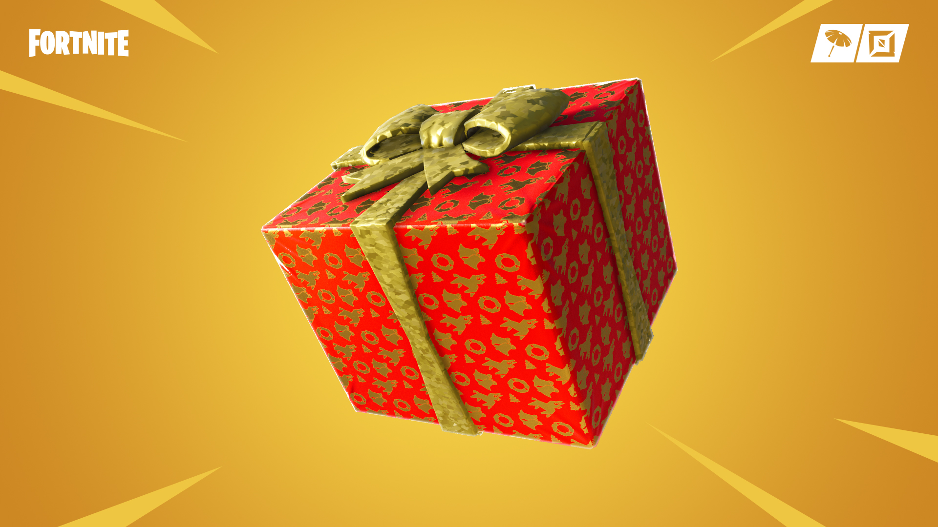 presents added to fortnite battle royale in v7 10 s first content update - fortnite gift box png