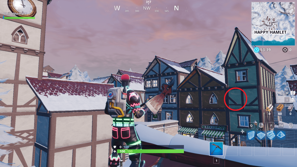 'Fortnite' Christmas Tree Locations: Day 9 Challenge Solved