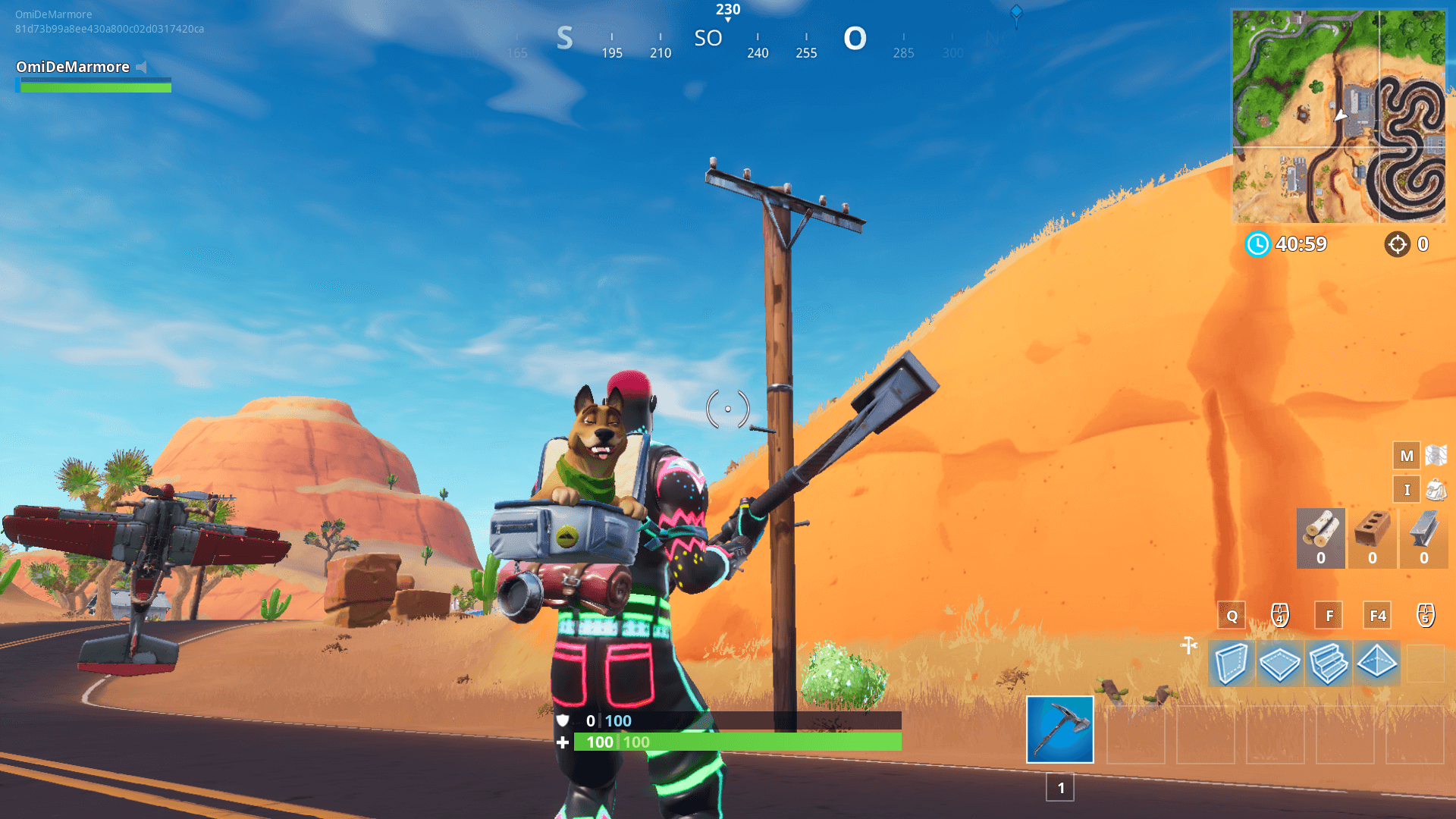 Fortnite Wooden Utility Poles Locations Season 7 Dot Esports
